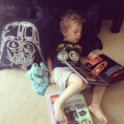 Star Wars can be exhausting