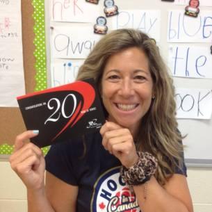 Ms. Kerzner - best teacher ever!